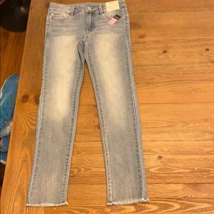 Arizona Skinny jeans Size 8girl.